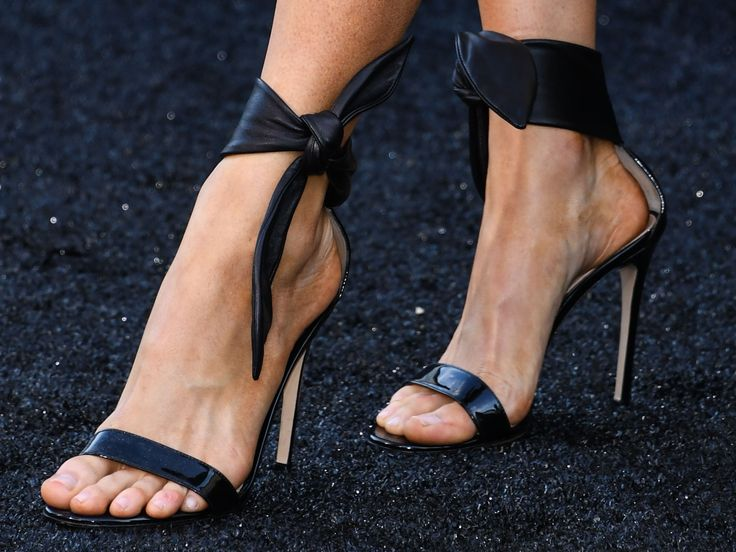 Charlotte McKinney's Feet