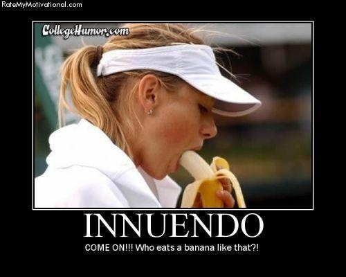 This is why she's my fave female tennis player :)