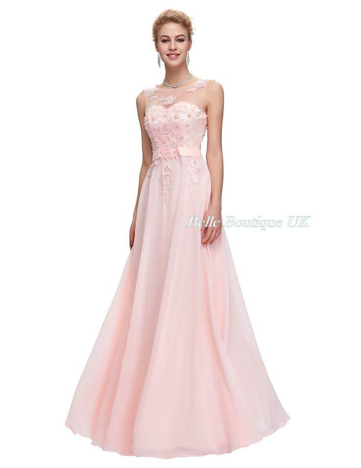 27 best Pink Bridesmaid Dresses images on Pinterest | Bridesmaid ...