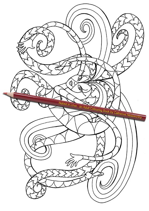 32 best in love an colouring book by catherine