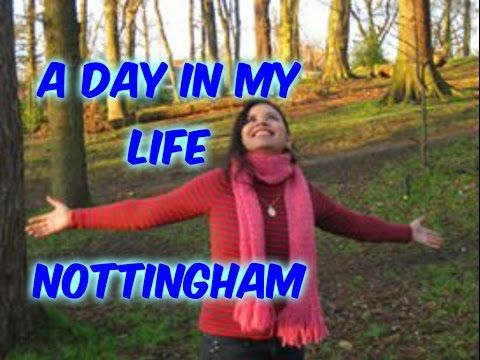 Day in My Life, Mansfield Road & Sherwood Park Nottingham |Asmaa Chaudhry