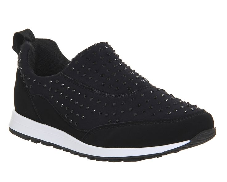 Pazazz Diamante Neoprene Runners