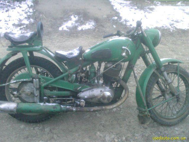 Продажа ИЖ 49 , Дорожный мотоцикл, фото #1