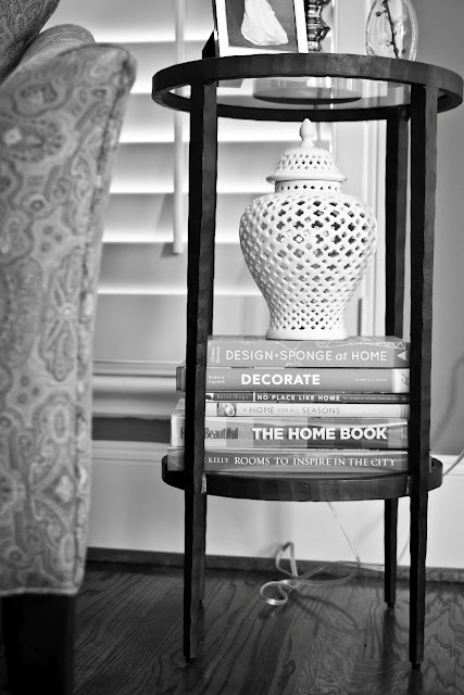 side table display: Side Tables, Features Friday, General Decor, 6Th Street, Krason Interiors, Tables Display, Design Schools, Diy Decor, Street Design