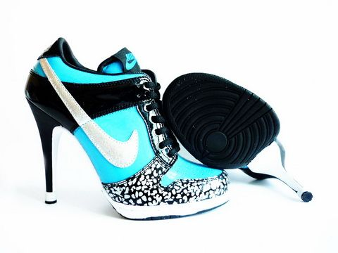 Nike High Heels.....well played Nike, well played
