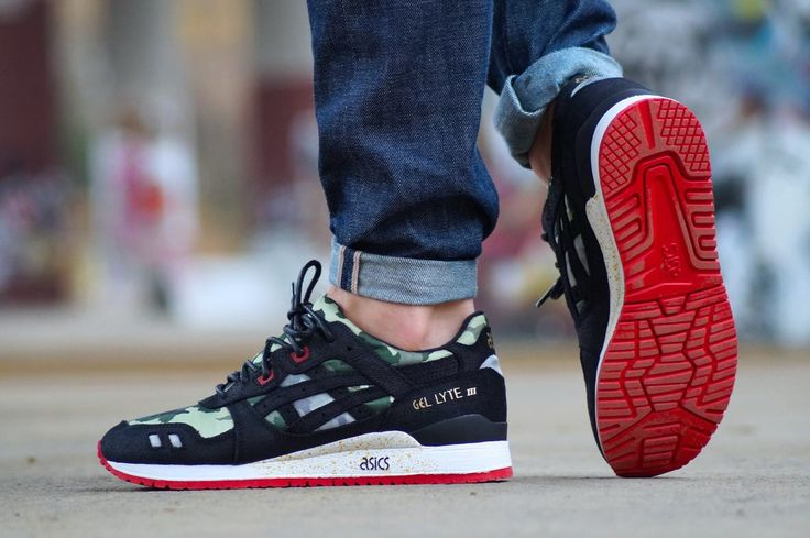 These are great! BAIT x Asics Gel Lyte III. #sneakers