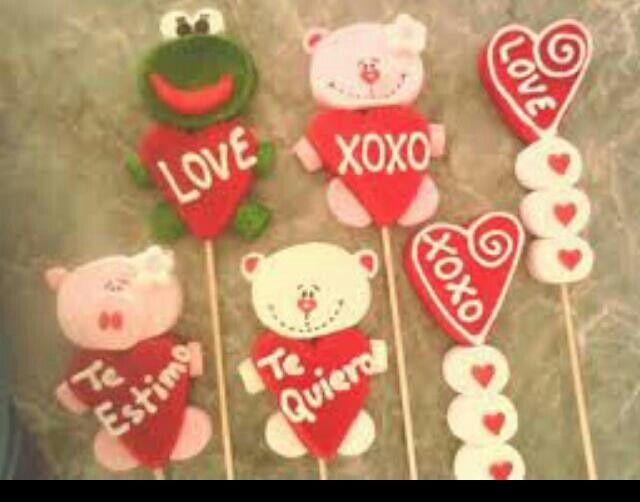 Para valentines day