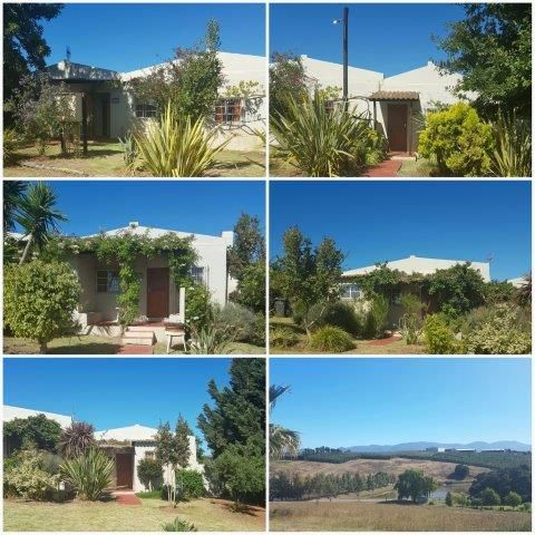 Aanhouwen Cottages, 5 self-catering cottages in the Elon Valley with beautiful views of the Overberg Mountain Range. #where2stay