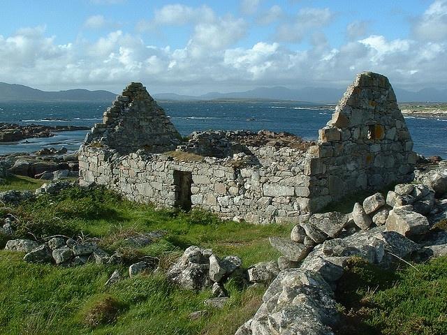 Carna, Connemara, Eire, Ireland,