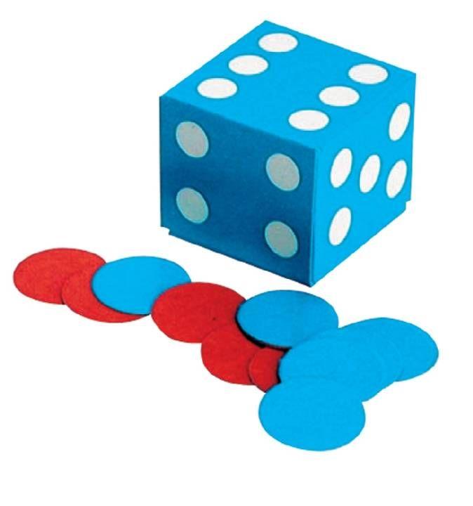 Számolókorong  A különböző színű korongok segítségével könnyen megérthető az egyes számok mennyiségértéke. Kis segítséggel a gyermekünk könnyen megérti a számok  összeadását,  kivonását, bontását, pótlását.