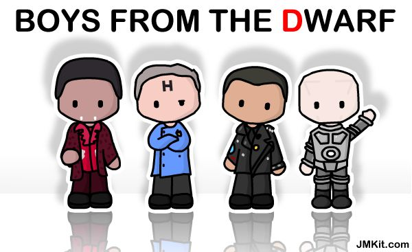 "red dwarf logo | ... Red Dwarf logo but instead of saying ""Red Dwarf"" it'll say ""Boys from"