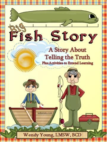 Helping Kids Tell the Truth: Therapeutic Grade Story and Activities for use in #counseling office, #home and #school. HALF OFF UNTIL 10pm EDT, Aug 3, 2014. Ends tonight 8.3.14.