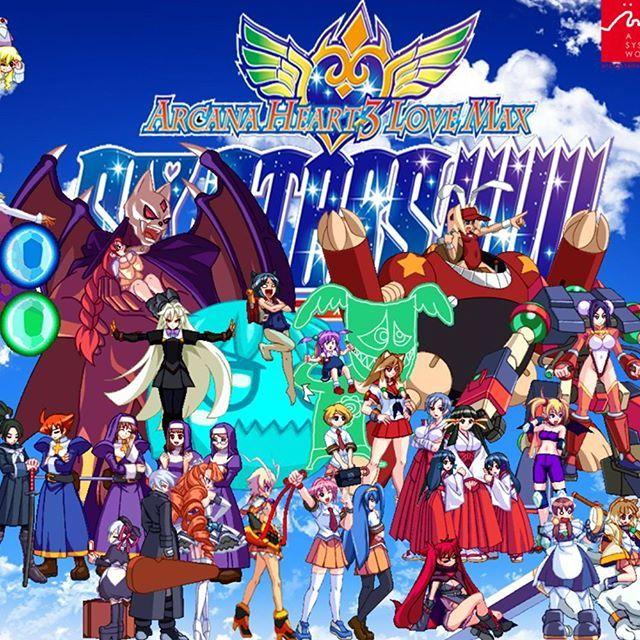 Arcana Heart 3 LOVE MAX Jual Game PC
