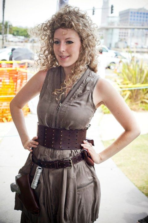 Amazing River Song cosplay