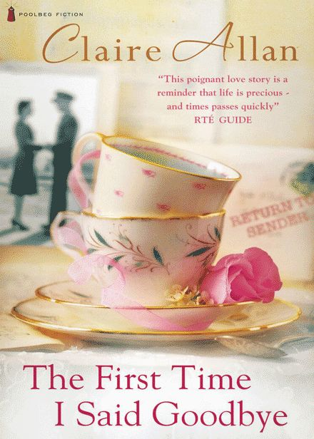 Claire Allan's New Book - The First Time I Said Goodbye