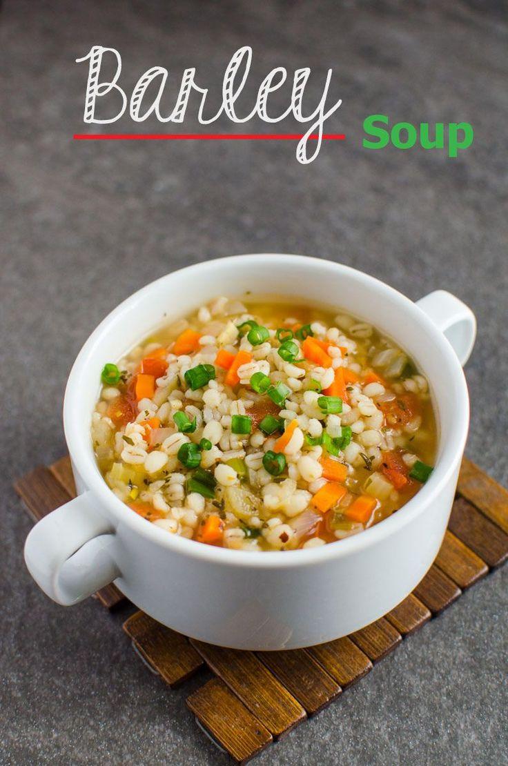 Barley Soup pin 2