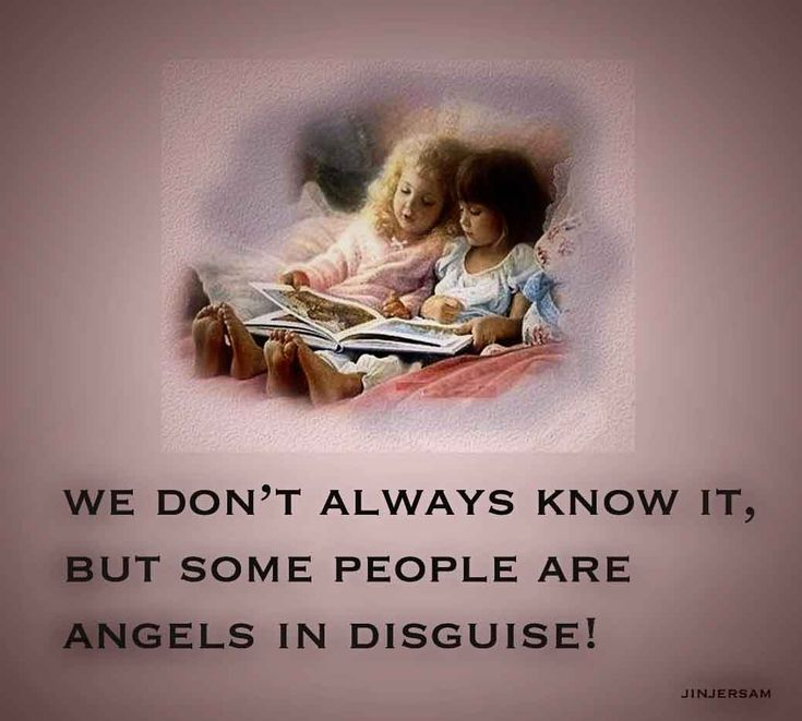 ANGELS IN DISGUISE: Angel