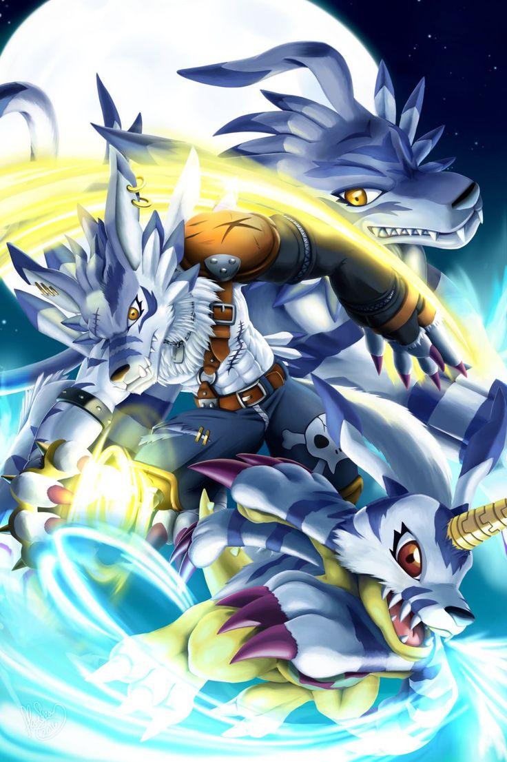 Evolution Gabumon by sonicolas on DeviantArt Digimon