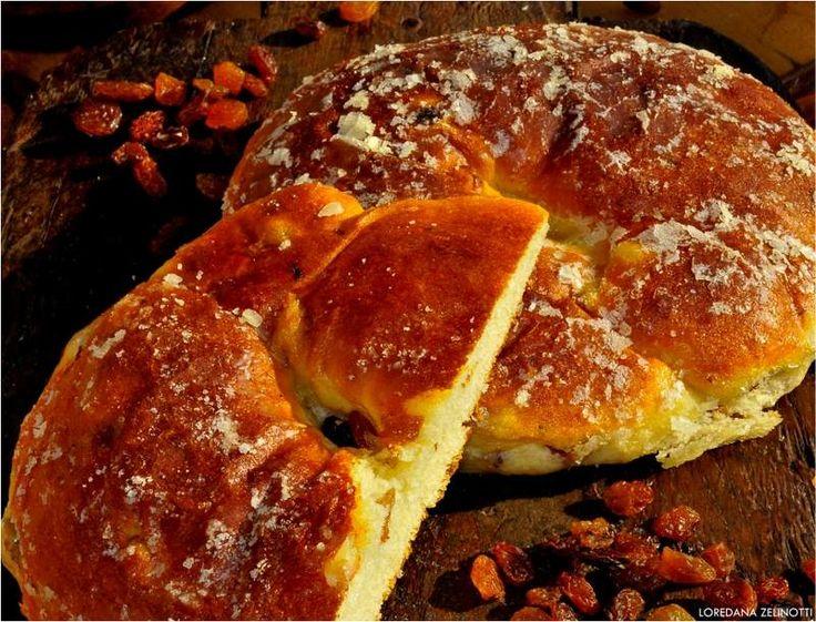 Santa Benedetta News: Domenica's Kitchen: Ciambelle al mosto