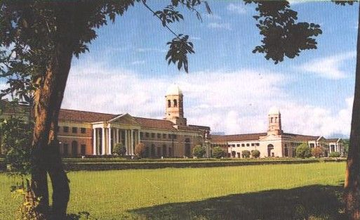 Forest Research Institute - a fav for all school kids to visit on school trips.