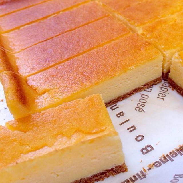 スティックタイプにしてみました - 7件のもぐもぐ - チーズケーキ by naoyahonjySe7