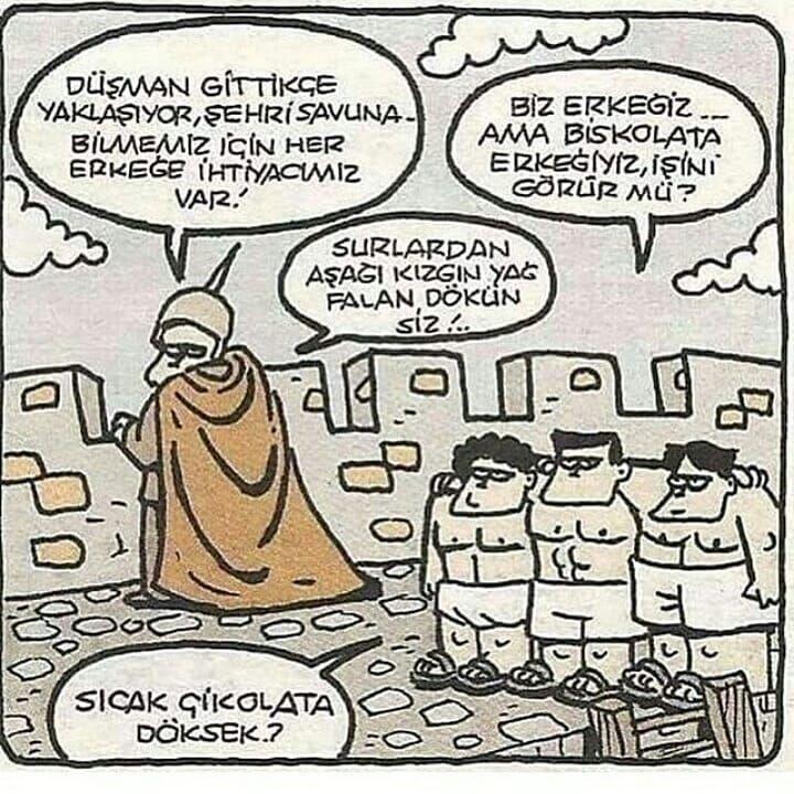 Biskolata Erkekleri Ozer Aydogan Karikatur Karikatur Komik Mizah