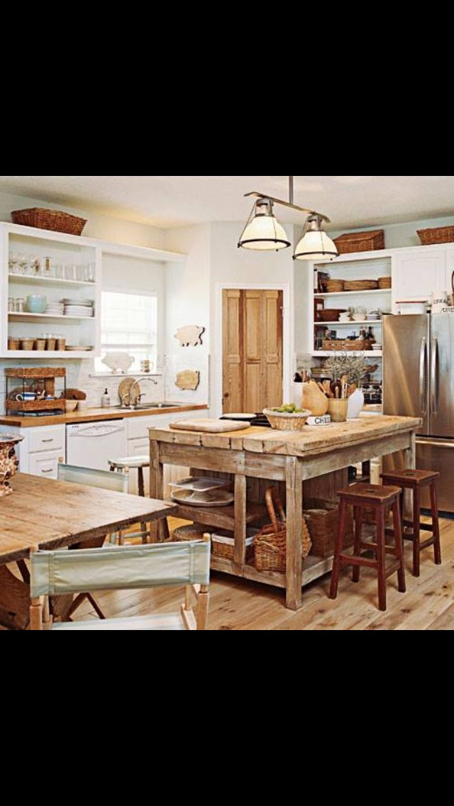 Floors and counters