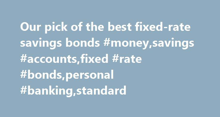 Best fixed rate deals savings