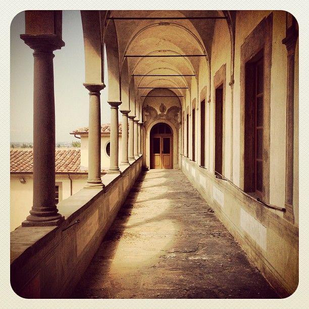 Loggiati alla Certosa di Pisa a Calci
