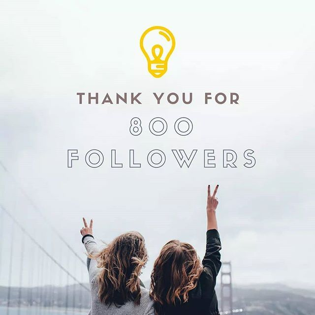 A Very Special Thank You For 800 Followers Willowelectrical Electrician Instag Positive Quotes For Life Motivation Positive Quotes For Life Positive Quotes