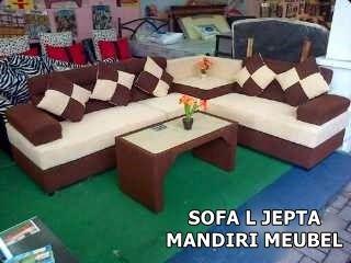 sofa minimalis,clasik dan moderen: Sofa Minimalis L Jepta