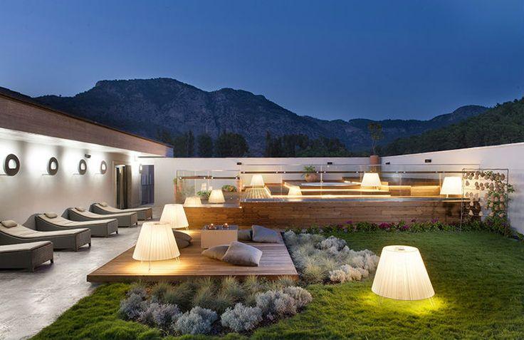 D-Resort Gocek luxury spa turkey