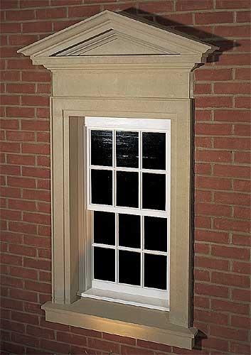 Architectural Stonework - Window Surrounds