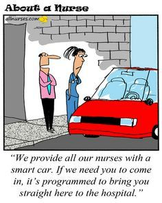 155 Best Funny Nursing Cartoon Pictures Images On