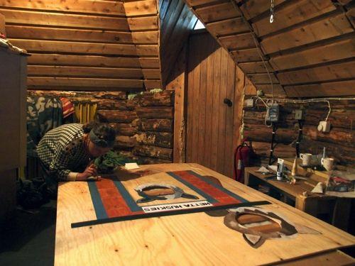 Guides Being Guides | Hetta Huskies - Dog Sledding Finland | Mushing Finland | Husky Safari Lapland Scandinavia