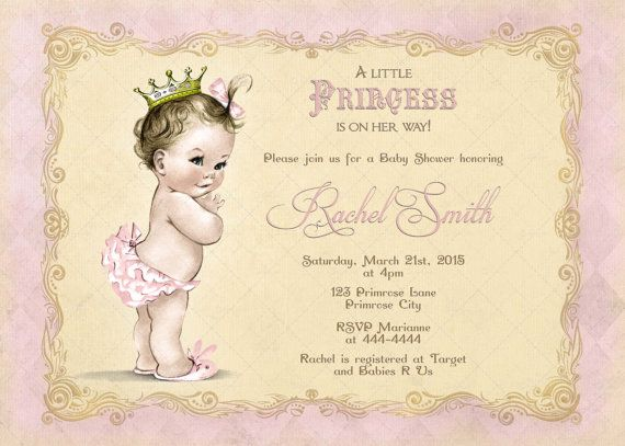 381 best Stationary Printables - Baby Shower Invitations images on ...