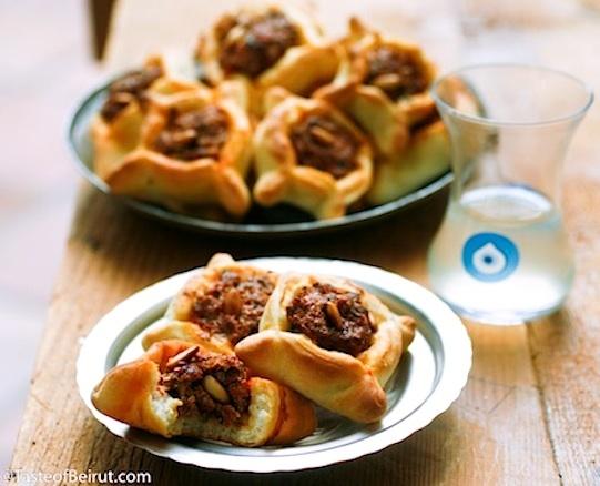 Lebanese Meat Pies