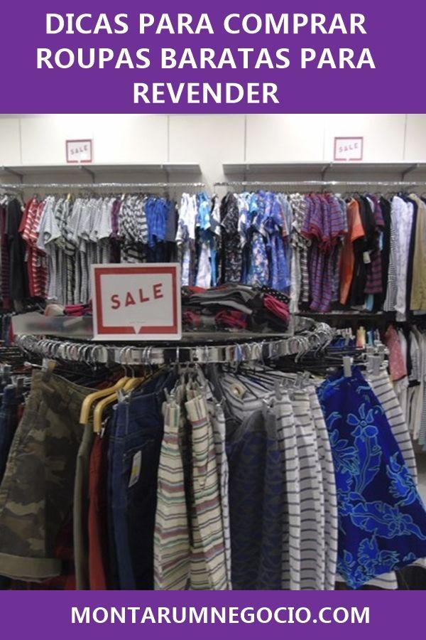 05c08c6972b Confira como os lojistas conseguem comprar roupas baratas para revender   roupas  loja  revender  negocio  atacado