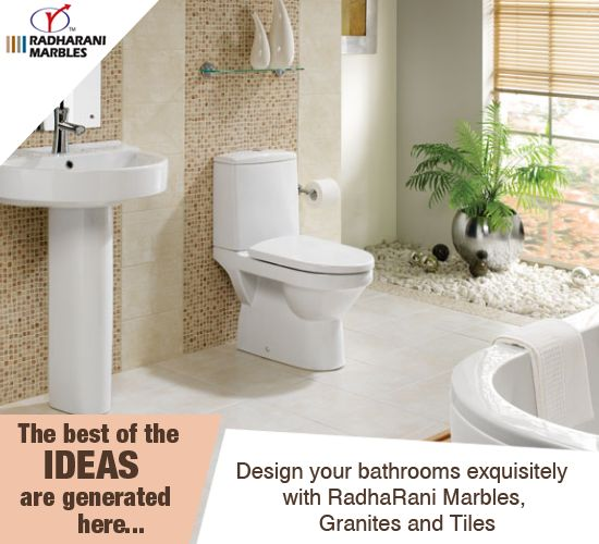 Bathroom Tile Design Tool Beauteous Design Your #bathrooms Exquisitely With Radharani #marbles Decorating Inspiration