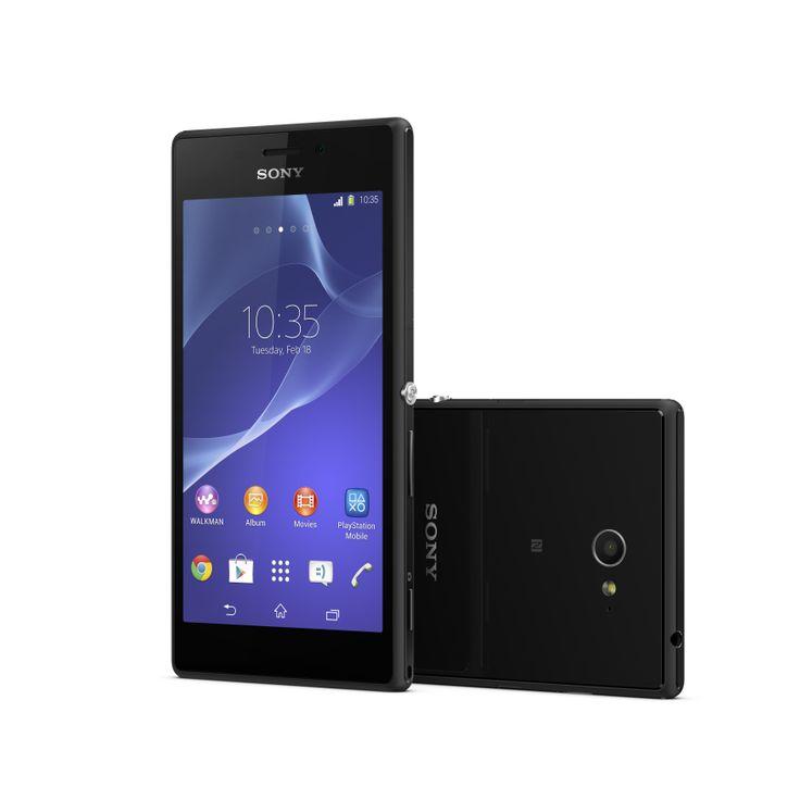 [MWC 2014] Nuovo Xperia M2, il migliore smartphone nella sua categoria.