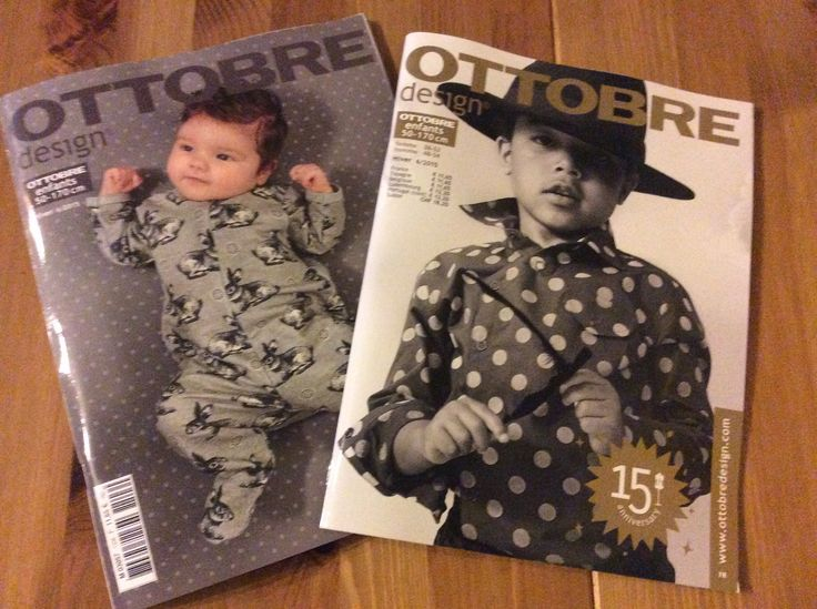 Magazin Ottobre en vente sur le site www.aufildesenfants.fr.