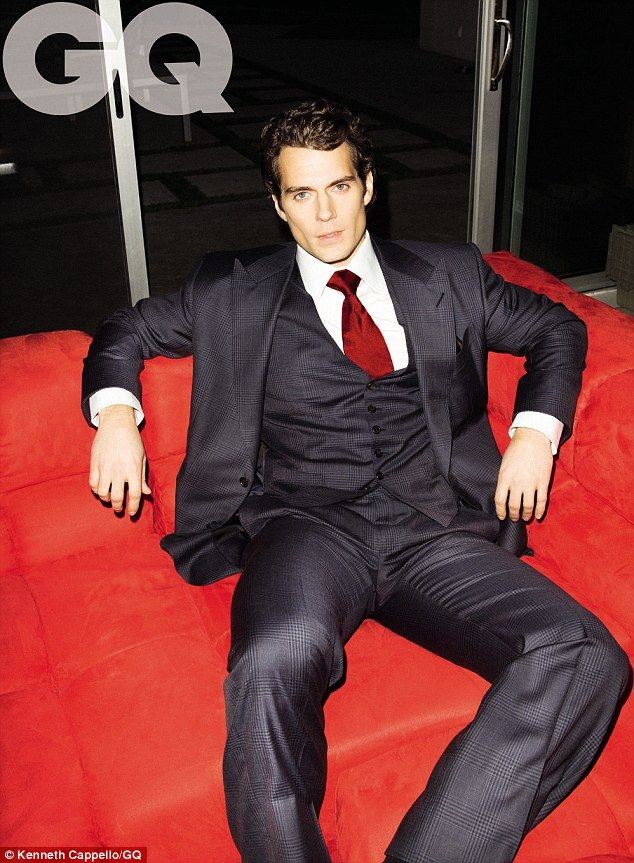Henry Cavill's interview for GQ magazine