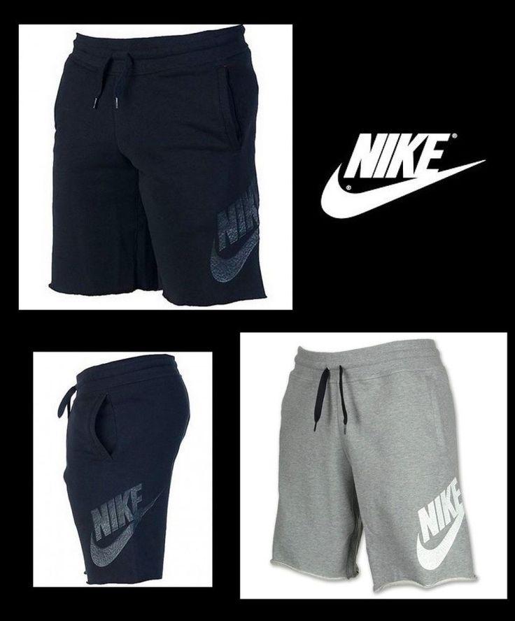 Men's Nike AW77 Alumni Sportswear Sweat Shorts SMALL MEDIUM LG XL 2XL 633465 NWT #NIke #Shorts