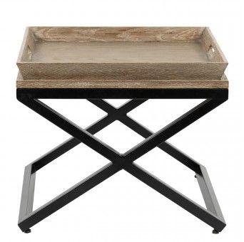 Side tables - Blanc D'Ivoire