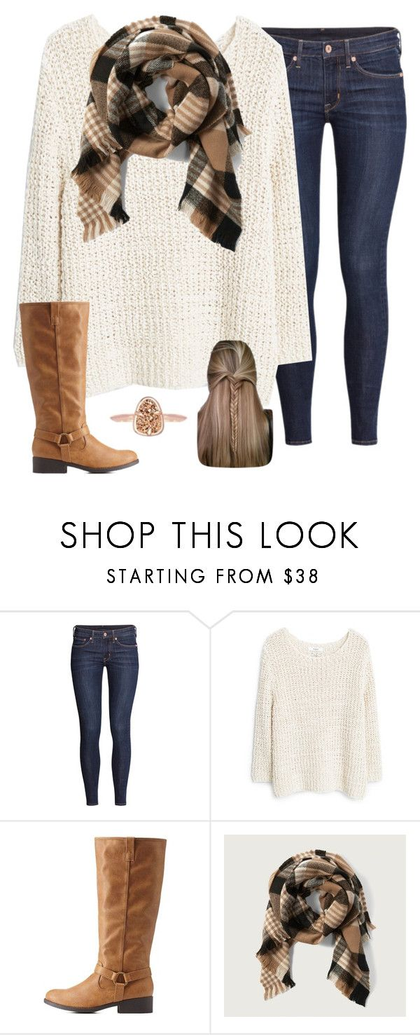 """I'm about done with school."" by madelynprice ❤ liked on Polyvore featuring H&M, MANGO, Charlotte Russe, Abercrombie & Fitch and Kendra Scott"