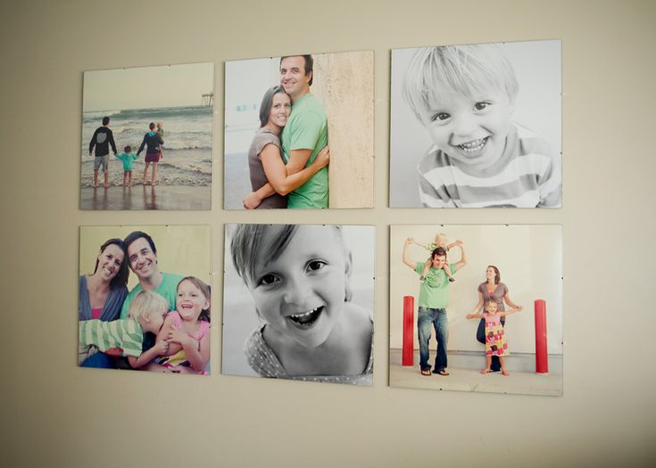 love these clip frames for photo wall at tarawhitneycom feather my nest pinterest nice photo displays and collage