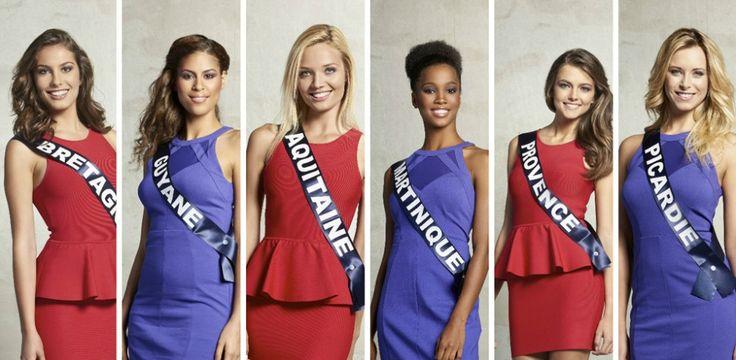 A moins d'un mois de l'élection de Miss France 2016, qui sont les prétendantes au titre ? Voici les portraits officiels des 31 candidates...
