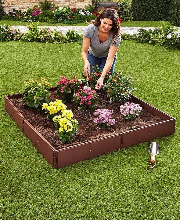 1000+ Ideas About Garden Edge Border On Pinterest