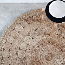 Dandelion Rug by Armadillo & Co   Various Sizes #theblockshop #armadillorug