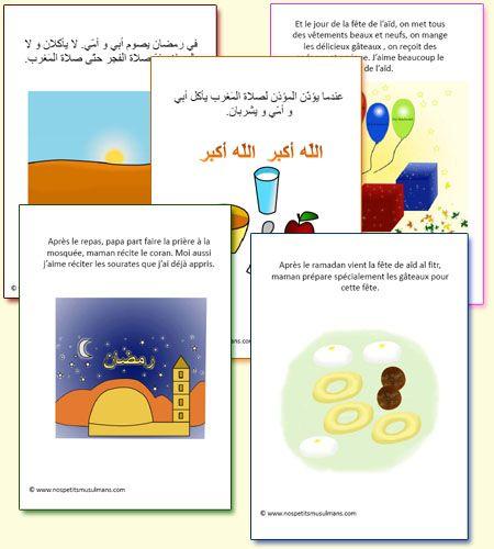 image histoire aid al fitr en français et arabe
